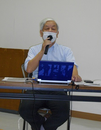 文化財アドバイザー 森田 克行 講師
