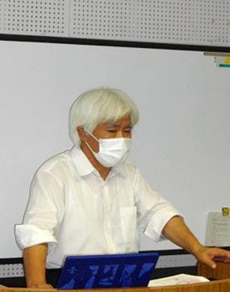 埋蔵文化財センター副主幹 鐘ヶ江 一朗 講師